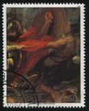 Gevolgen van Oorlog door Rubens Royalty-vrije Stock Foto