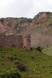 Gevorg Marzpetuni古老Tapi堡垒  图库摄影