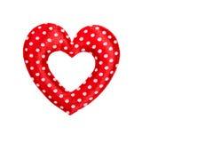 Gevormd hart royalty-vrije stock afbeeldingen