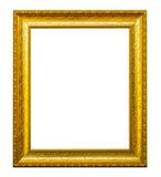 Gevormd kadergoud Royalty-vrije Stock Foto's