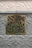 Gevormde ceramisch Royalty-vrije Stock Foto