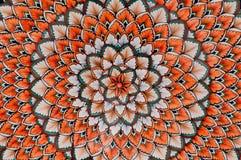 Gevormde ceramisch Stock Fotografie