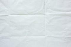 Gevouwen document textuurachtergrond Royalty-vrije Stock Foto