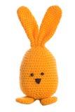 Gevuld dierlijk Pasen-konijntje Stock Foto's