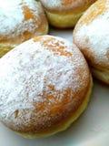 Gevuld donuts Royalty-vrije Stock Afbeeldingen
