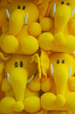 Gevuld speelgoed royalty-vrije stock foto's