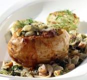 Gevulde aardappel Stock Fotografie