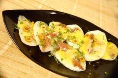 Gevulde aardappels Stock Afbeeldingen