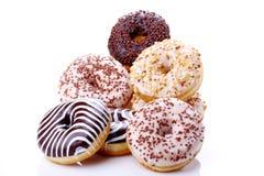 Gevulde Donuts Stock Afbeelding