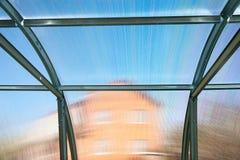 gewächshaus Lizenzfreies Stockbild