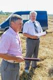 Gewährung der besten Landarbeiter in der Gomel-Region von Weißrussland Stockbild
