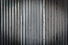 Gewölbte Wand Stockbild