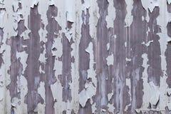 Gewölbter Metallhintergrund Stockfotografie