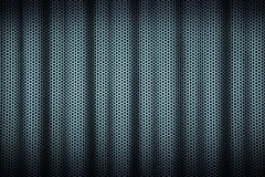 Gewölbter Metallhintergrund Stockbilder