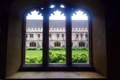 Gewölbtes Fenster Stockbilder