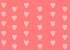 Gewaagd roze Stock Foto