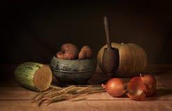 Gewas van groenten Royalty-vrije Stock Foto's