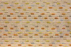 Gewebe-Hintergrund-Muster Lizenzfreies Stockfoto