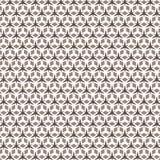 Gewebe-Illustrations-nahtloser Muster-Hintergrund Sternchen-Vereinbarung des abgehobenen Betrages dunkle Stockbild