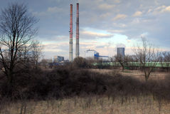Gewebe in Krakau (Polen) Stockbild