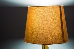 Gewebe-Lampe Stockbild