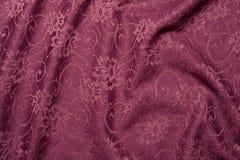Gewebe, Textilien. Lizenzfreie Stockbilder
