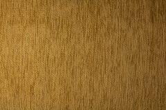 Gewebebeschaffenheit vertikaler Streifen Browns lizenzfreie stockfotografie