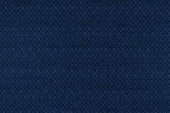 Gewebehintergrund mit geometrischen Mustern Tonen in Pantone Co Lizenzfreies Stockfoto