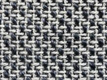 Gewebehintergrund mit woolen Beschaffenheit stockfoto