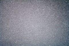 Gewebematerial u. x28; Schwarzes/grey& x29; Hintergrund, Beschaffenheit Stockfotos