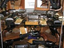 Gewehr-Abgassammler-Traum stockfotos