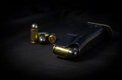 Gewehr CZ 83 9mm Stockfotografie