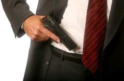 Gewehr im Bund Stockfotos