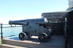 Gewehr-Stellung Lizenzfreies Stockbild