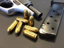 Gewehr und Stockfotos
