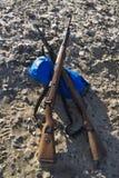 Gewehre - Gewehre Stockfotografie