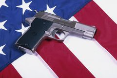 Gewehren lizenzfreie stockfotografie