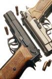 Gewehren Stockbild