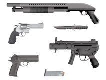 Gewehren Lizenzfreies Stockfoto