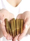 Gewehrkugel Stockbilder