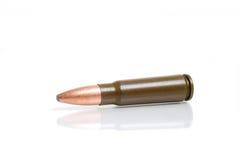 Gewehrkugel lizenzfreie stockbilder