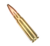 Gewehrkugel Stockfoto