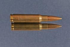 Gewehrkugel lizenzfreie stockfotografie