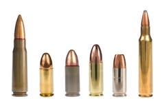 Gewehrkugel Stockbild