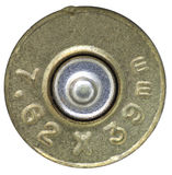Gewehrkugel headstamp lizenzfreies stockbild