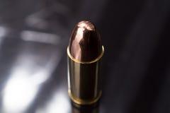 Gewehrkugel 9mm Lizenzfreies Stockfoto
