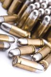 Gewehrkugeln Lizenzfreies Stockbild