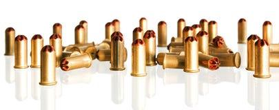 Gewehrkugeln Lizenzfreie Stockfotografie