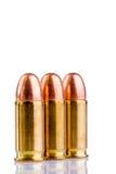 Gewehrkugeln Lizenzfreie Stockfotos