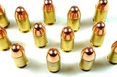 Gewehrkugeln Stockfotos